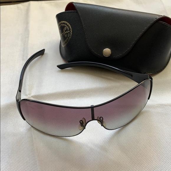 7ef2999eb7 Ray-Ban Accessories | Ray Ban Rb 3321 Sunglasses Blackgrey 2007 ...